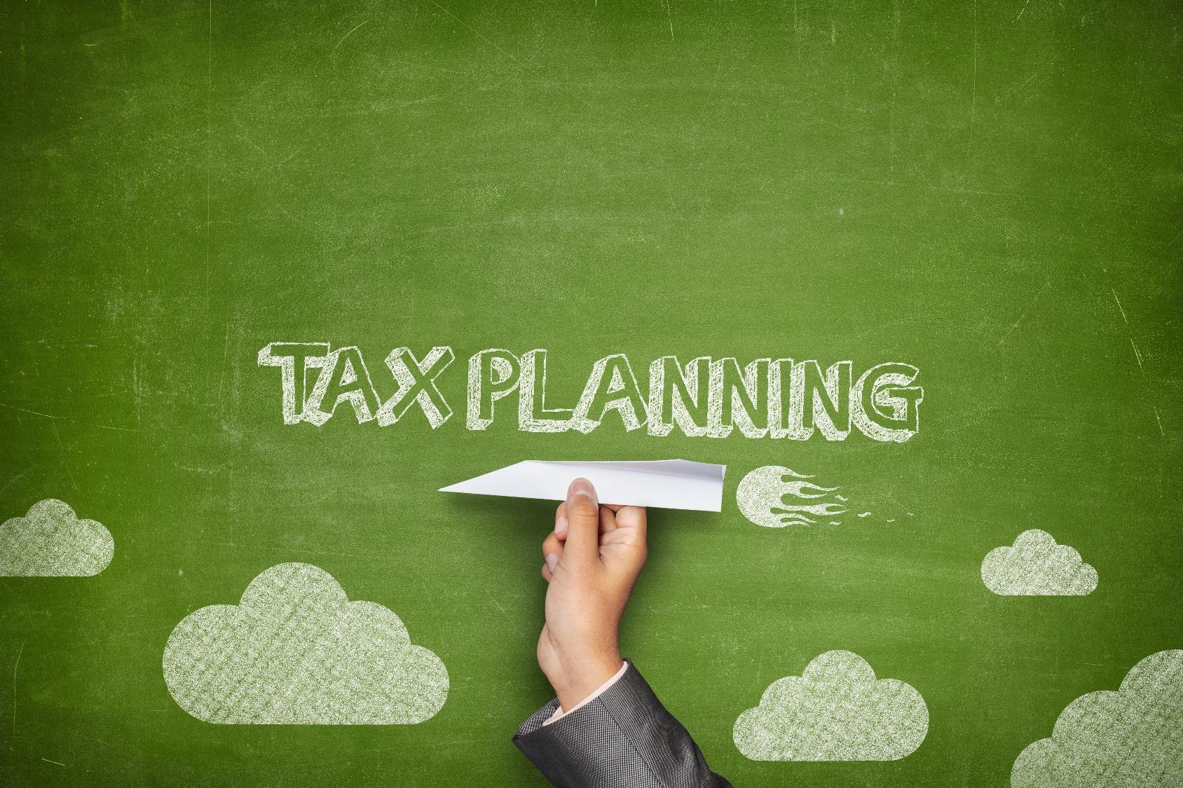 ASC Tax Strategy