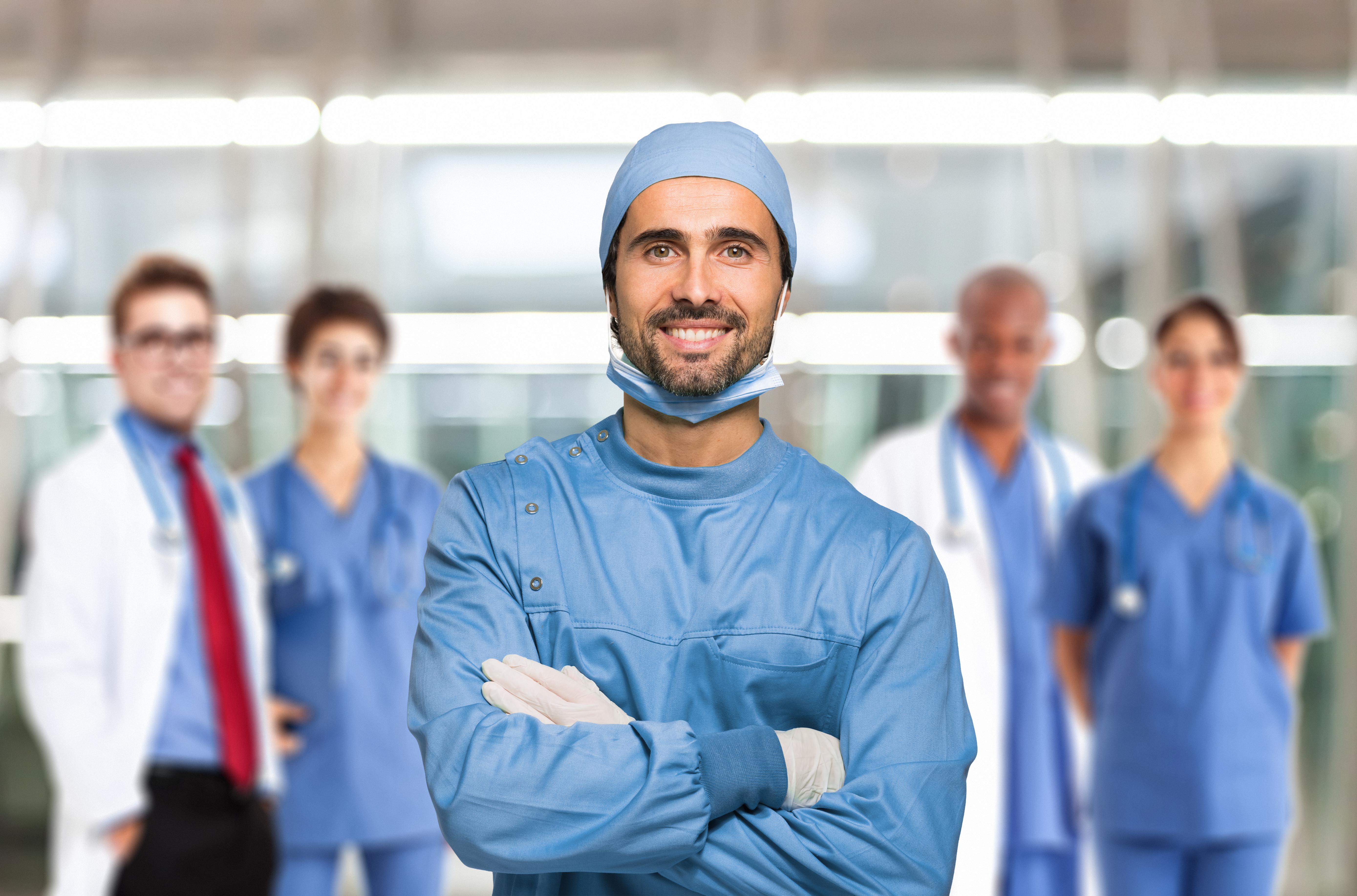 Recruiting Surgeons