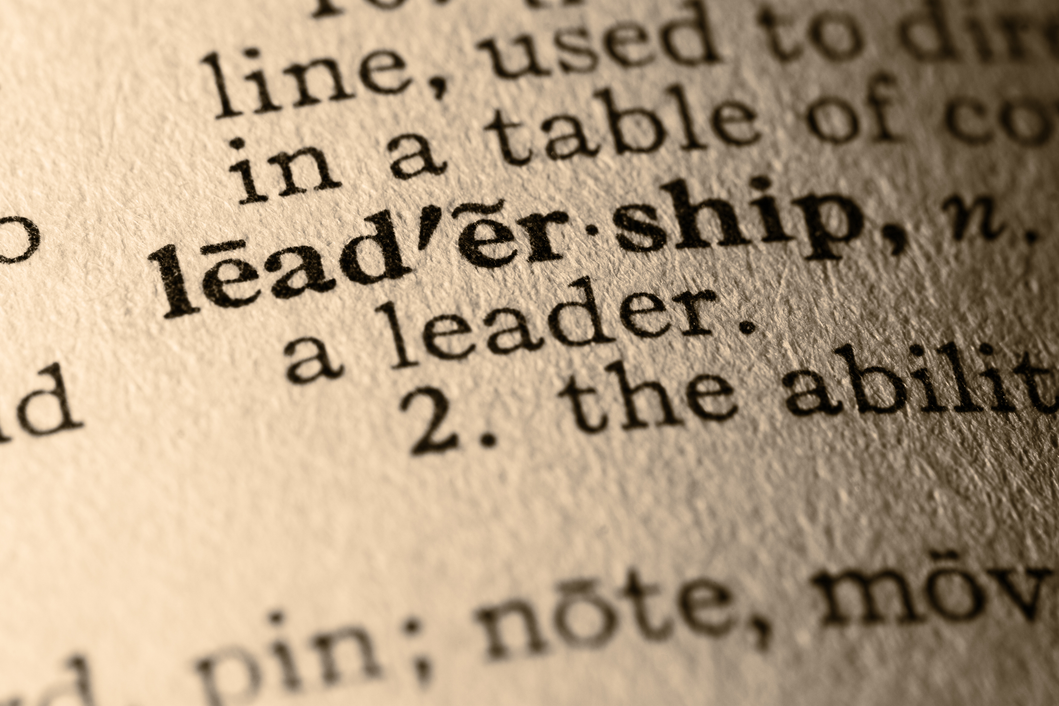 Leadership Defined – Best Qualities of an ASC Leader