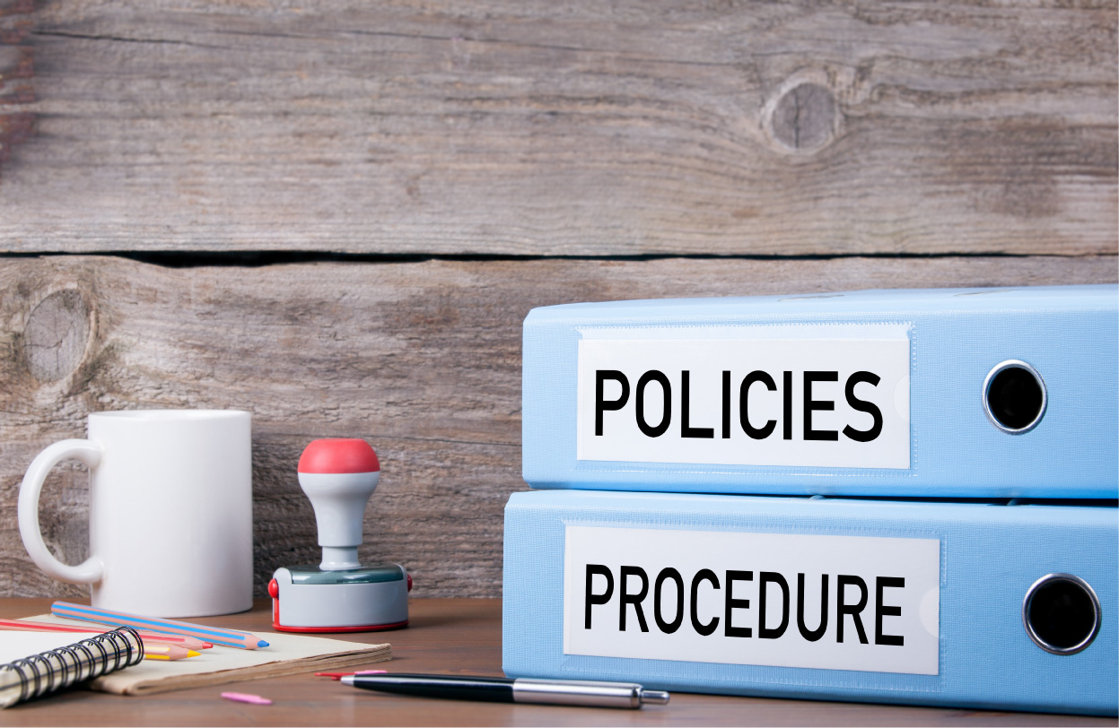 ASC Policies, Procedures, and Protocols, Oh My!