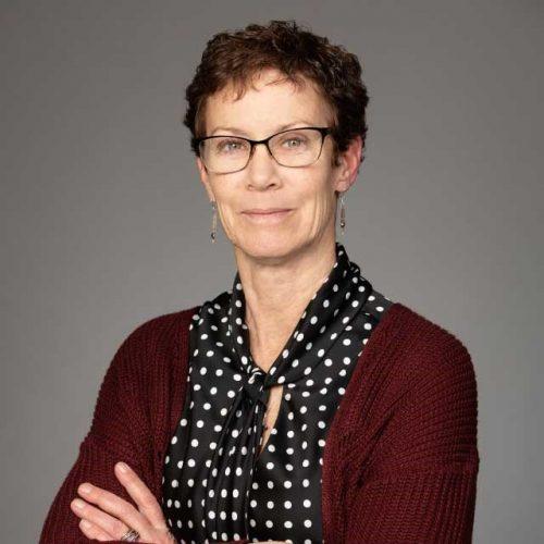 Image of Kelli McMahan. Regional Vice President of Operations, Pinnacle III