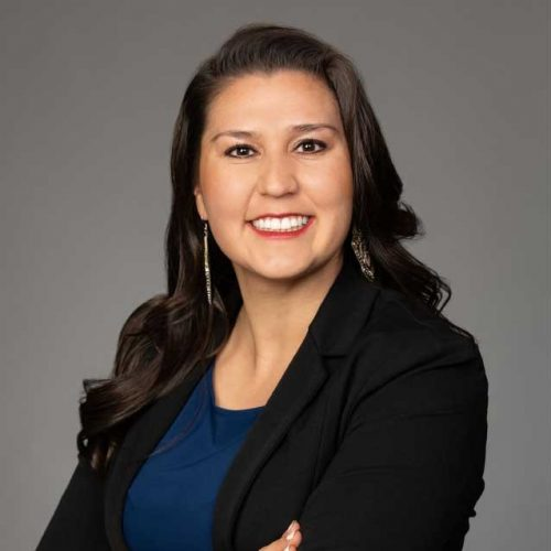 Image of Trista Sandoval, Vice President of Business Development & Physician Relations
