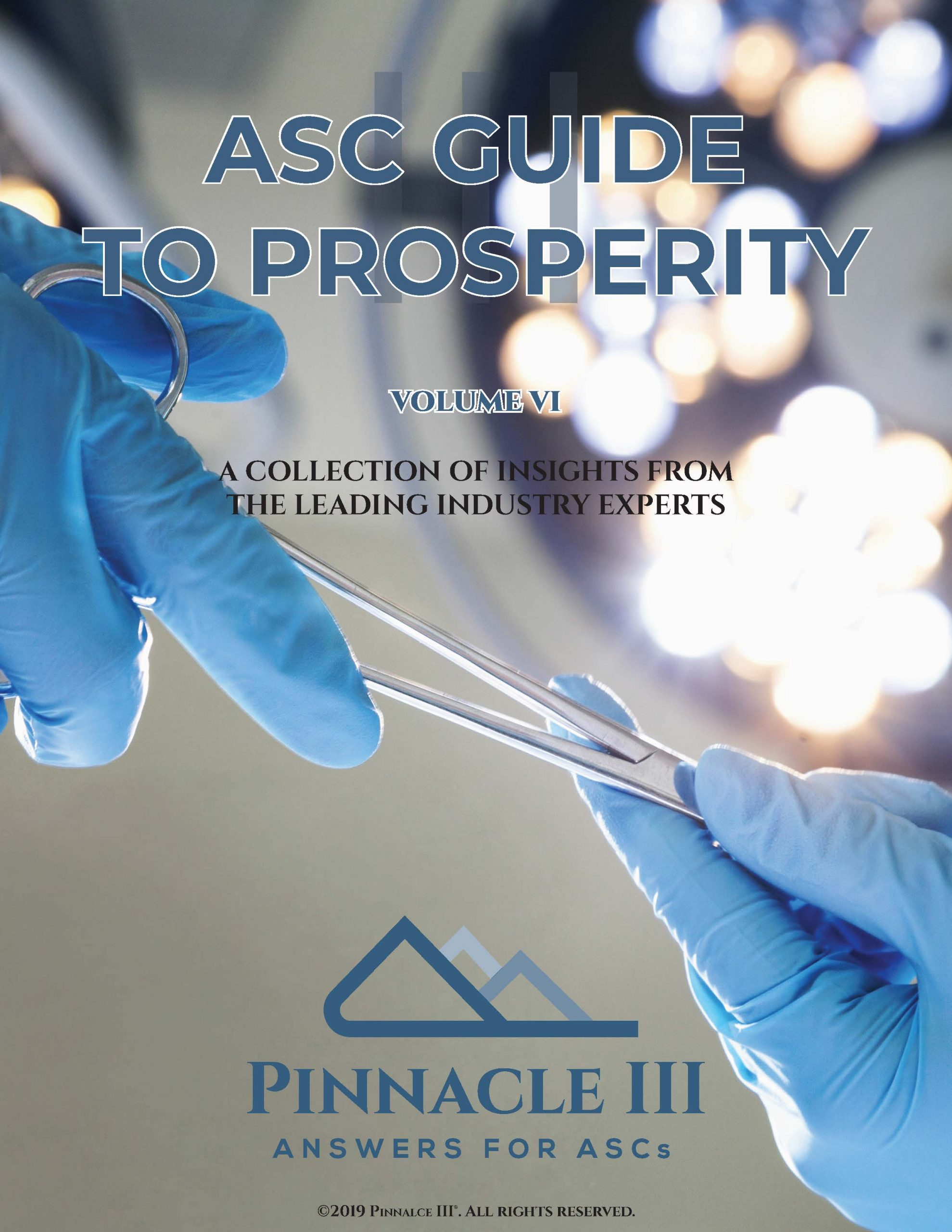 Front cover of the ASC Guide to Prosperity Magazine Vol. 6